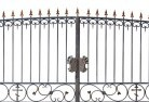 Alloway Wrought iron fencing 10