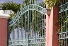 Alloway Wrought iron fencing 12