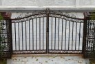 Alloway Wrought iron fencing 14